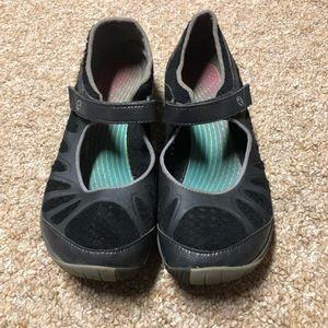 Merrell Black Crush Glove Barefoot Running Shoes